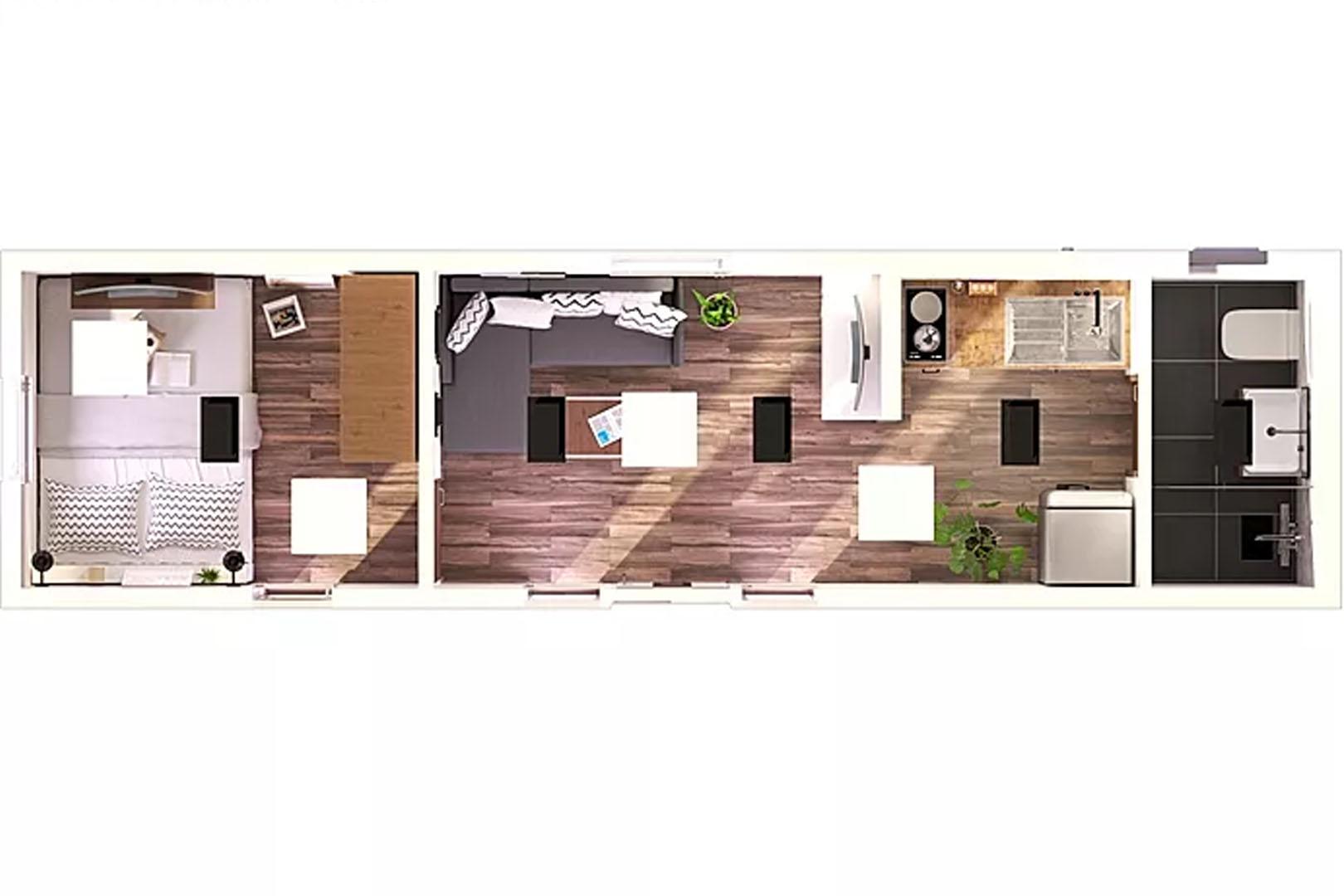 Tiny house midi 2