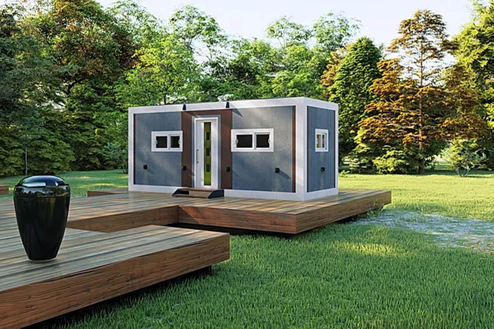 Tiny house mini standaard 2